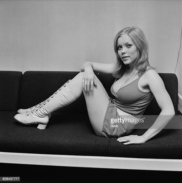 Swedish actress Leena Skoog 7th March 1971