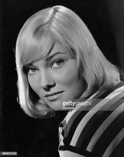 Swedish actress May Britt circa 1960