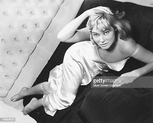 Swedish actress May Britt circa 1960 She was married to Sammy Davis Jr between 1960 and 1968
