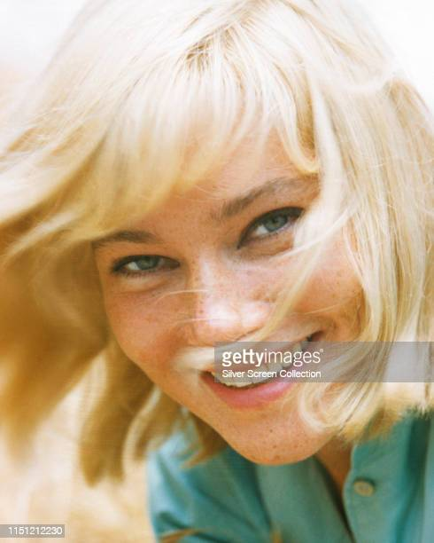 Swedish actress May Britt circa 1965