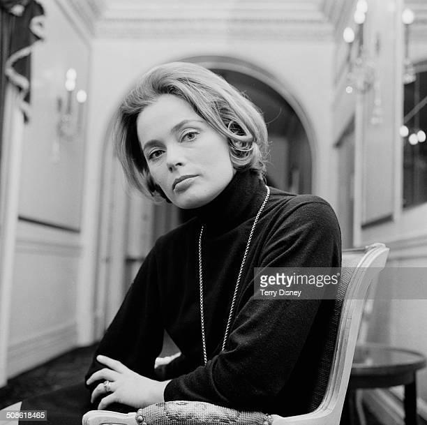 Swedish actress Ulla Jacobsson 13th December 1964