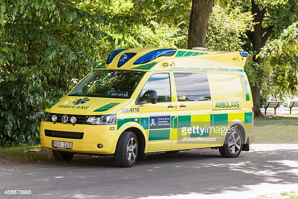 Swedish Ambulalance