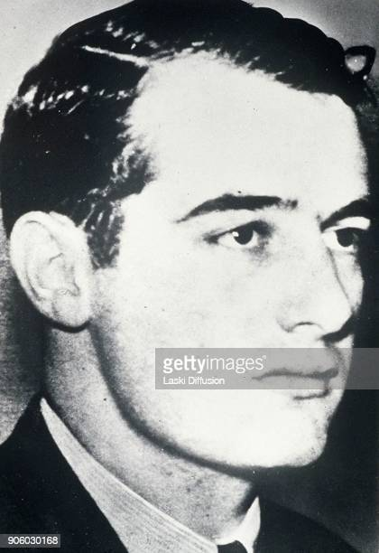 Swedish architect businessman and diplomat Raoul Wallenberg 1930s Wallenberg saved thousands of Jews from the Holocaust in Germanoccupied Hungary...