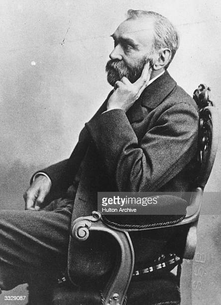 Swedish chemist Alfred Nobel the inventor of dynamite and ballistite a smokeless gunpowder He left the fortune he made from the manufacture of...