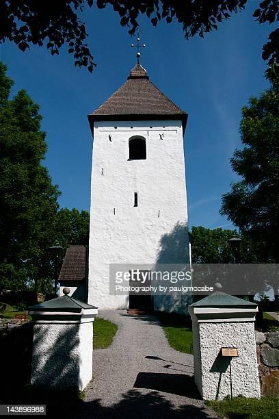 Swedish church near Birka