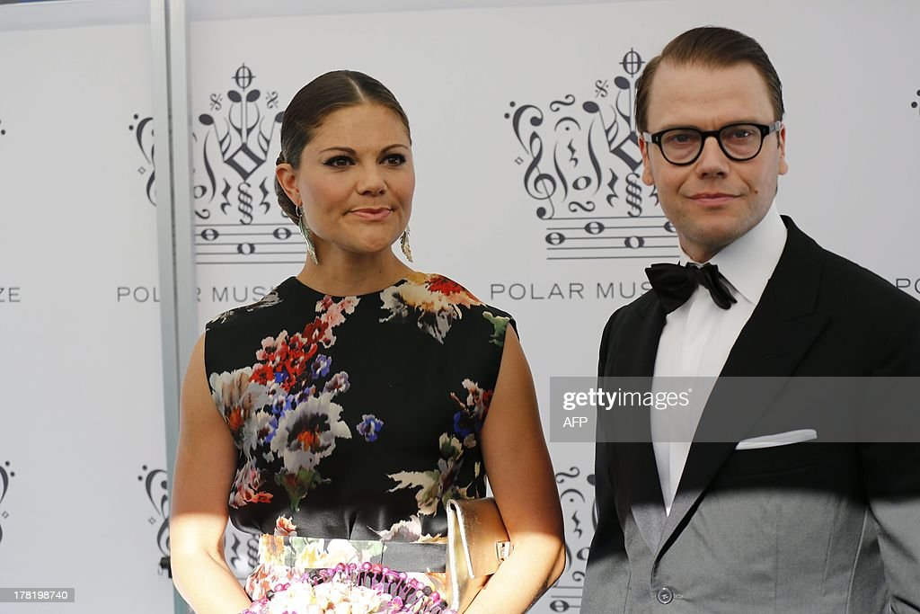 SWEDEN-MUSIC-POLAR PRIZE : News Photo