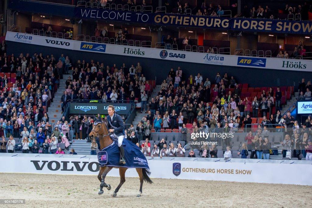 Day 6 - Gothenburg Horse Show 2018 : News Photo