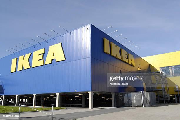 Swedish Ikea chain mega store 15 Oct. 2011