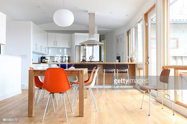 Swedish modern kitchen