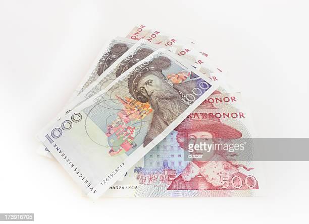 スウェーデンマネー - スウェーデン通貨 ストックフォトと画像