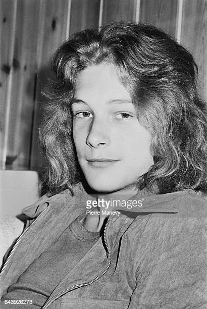 Swedish musician and actor Bjorn Andresen 2nd June 1971 He portrayed the beautiful youth Tadzio in Visconti's 1971 film adaptation of 'Death in...