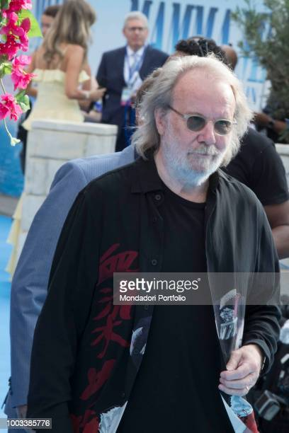 Swedish musician Benny Andersson attends the Mamma Mia Here we go again musical world premiere London July 16th 2018