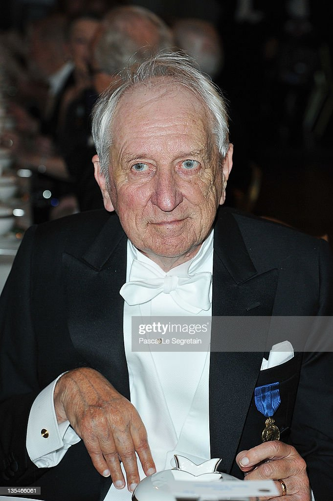 Nobel Prize Banquet 2011 : News Photo
