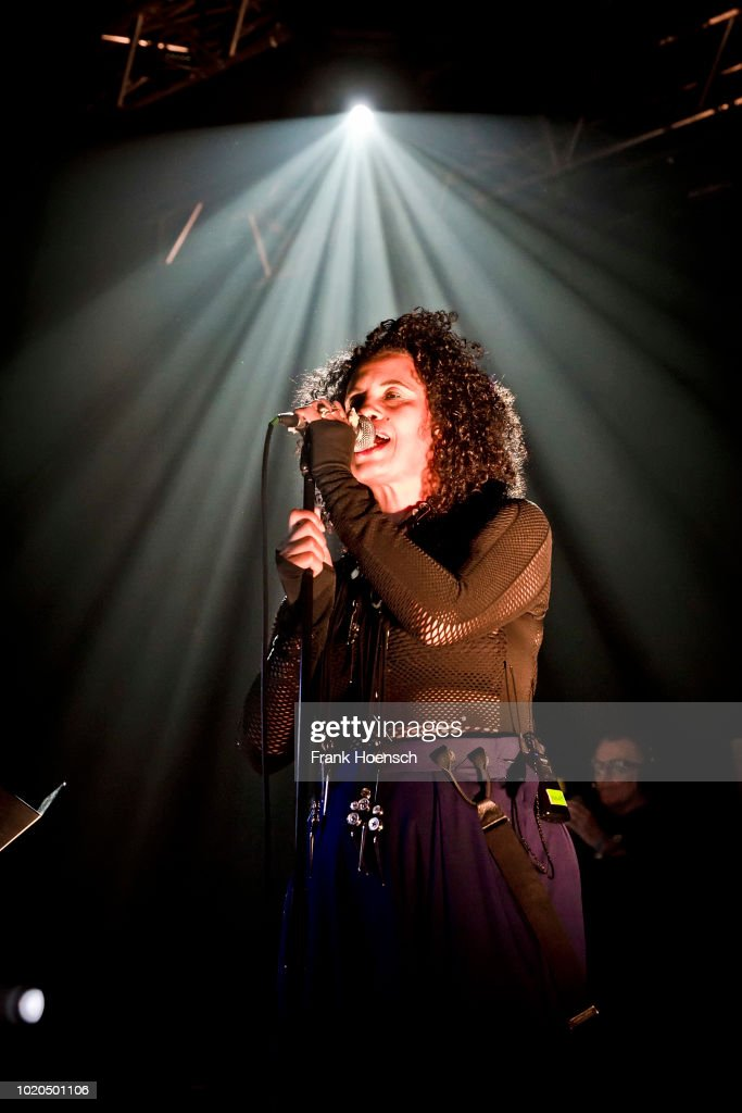 Neneh Cherry Performs In Berlin
