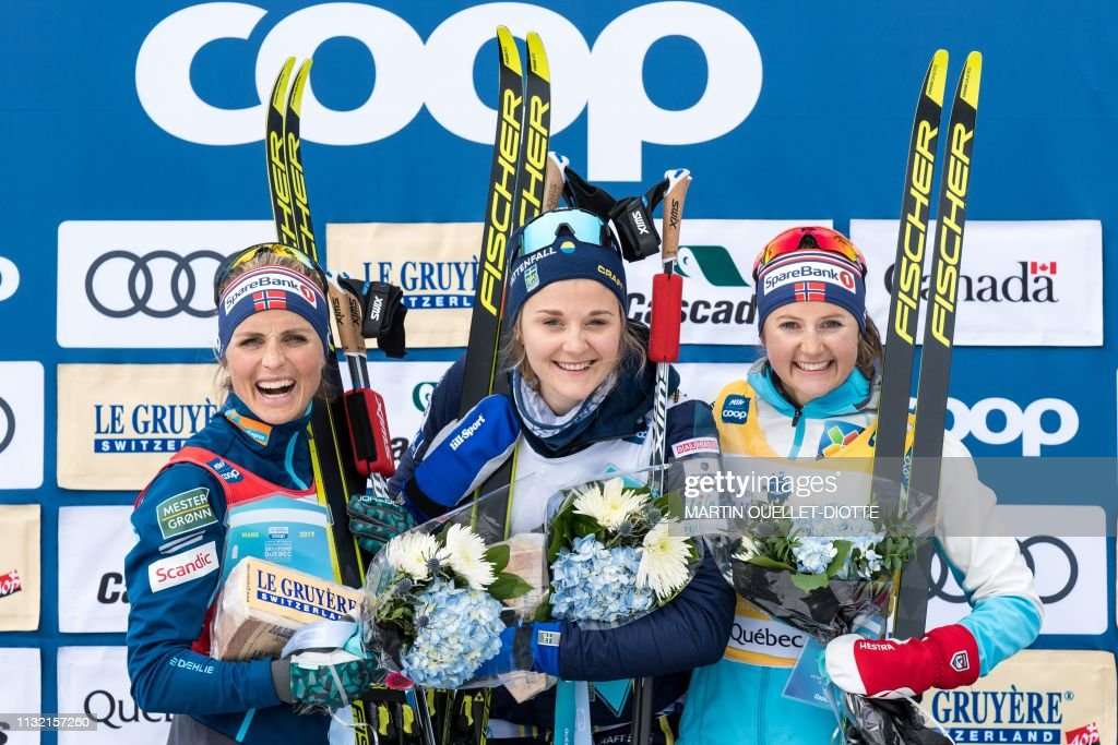 CAN: FIS Cross-Country World Cup Final - Day Two