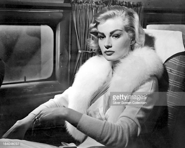 SwedishAmerican actress Anita Ekberg as Rena in 'Back from Eternity' directed by John Farrow 1956