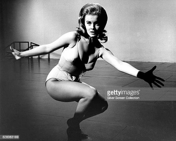 SwedishAmerican actress AnnMargret as Rusty Martin in 'Viva Las Vegas' directed by George Sidney 1964