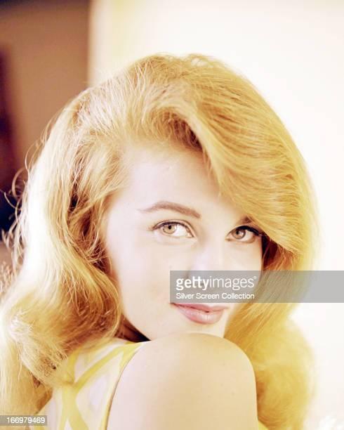 SwedishAmerican actress AnnMargret circa 1963