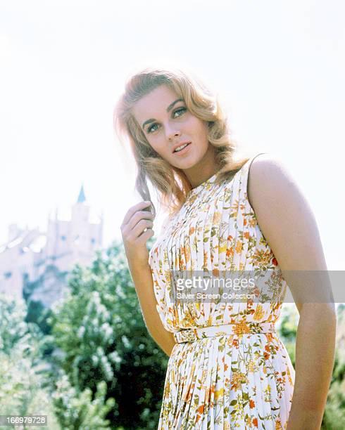 SwedishAmerican actress AnnMargret circa 1965
