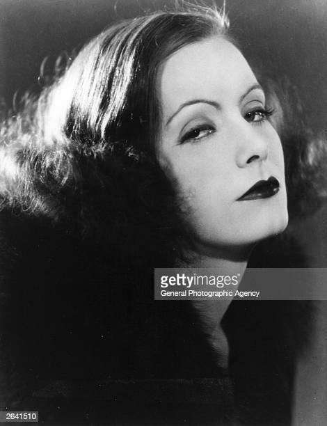 Swedishborn American film actress Greta Garbo