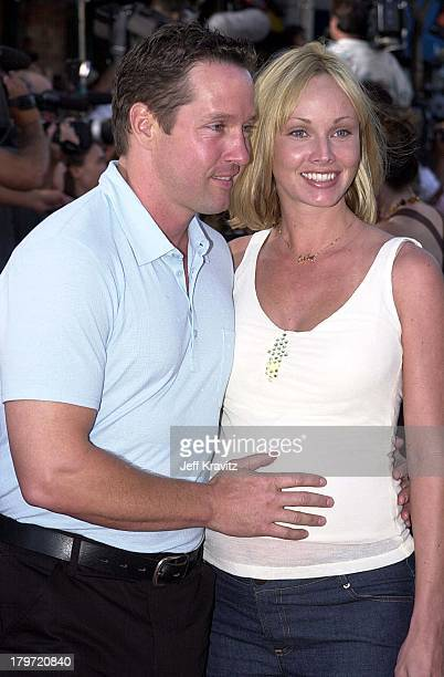 DB Sweeney and Ashley Vachon during America's Sweetheart Premiere Hollywood in Los Angeles California United States