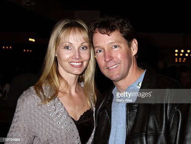 "Sweeney and wife Ashley Vachon during D.B. Sweeney Directorial Debut ""Dirt Nap"" Closes Method Fest at The Rack in Woodland Hills, CA., United States."