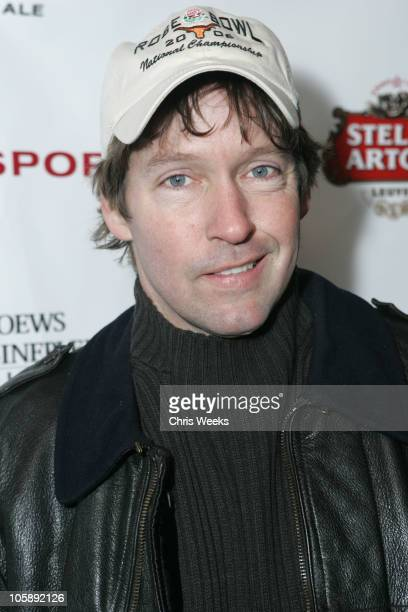 DB Sweeney during 2006 Park City ICM Party at The Claim Jumper in Park City Utah United States