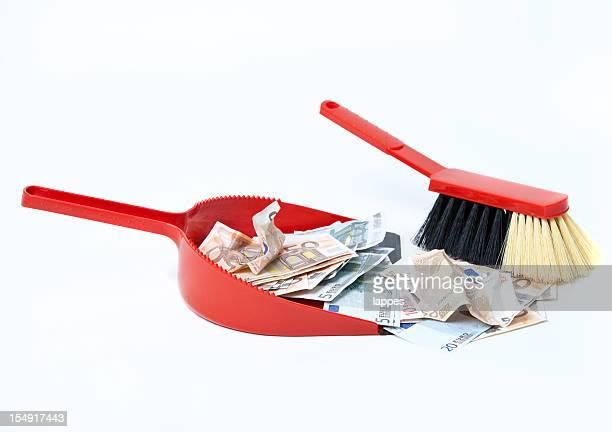 sweep the money