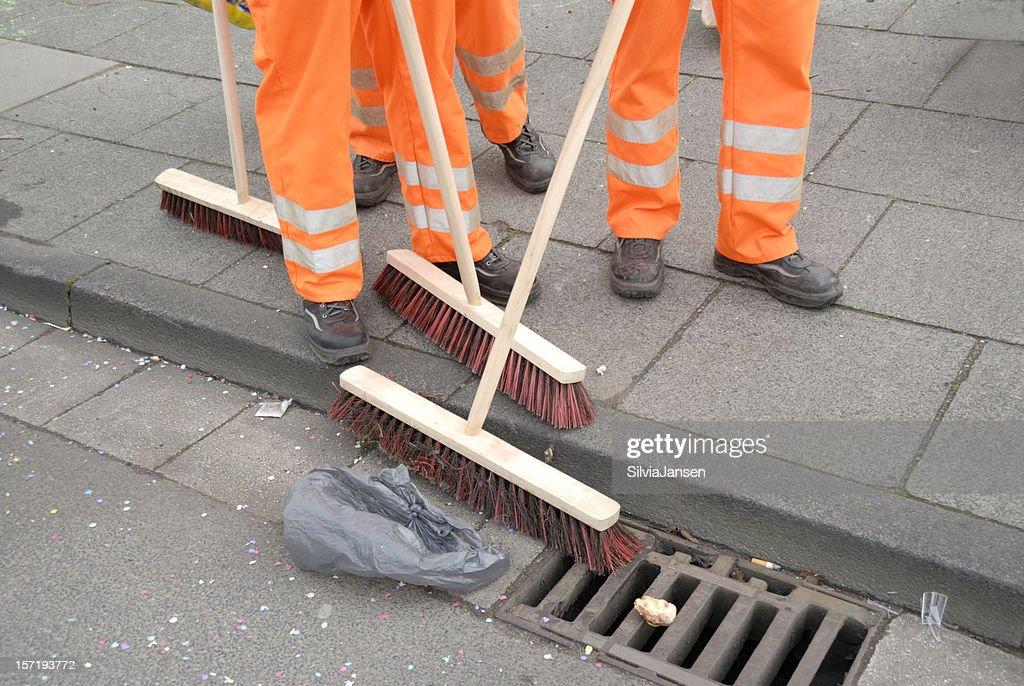 sweeping : Stock Photo