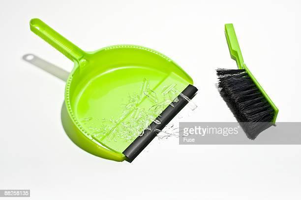Sweeping Up Broken Glass