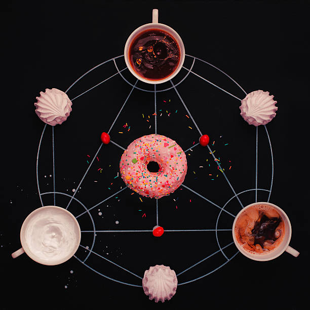 Sweet Alchemy Of Cooking Wall Art