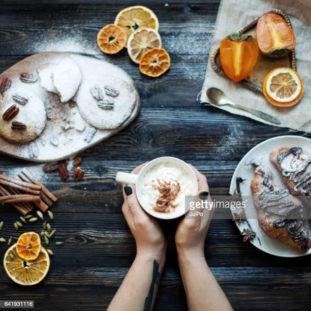 Doce pequeno-almoço