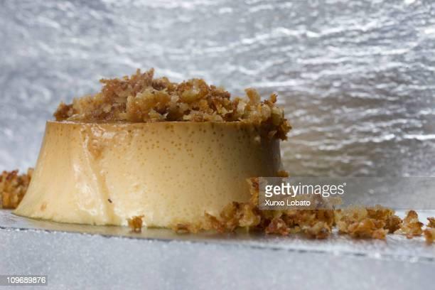 Sweet dessert flan13th March 2009
