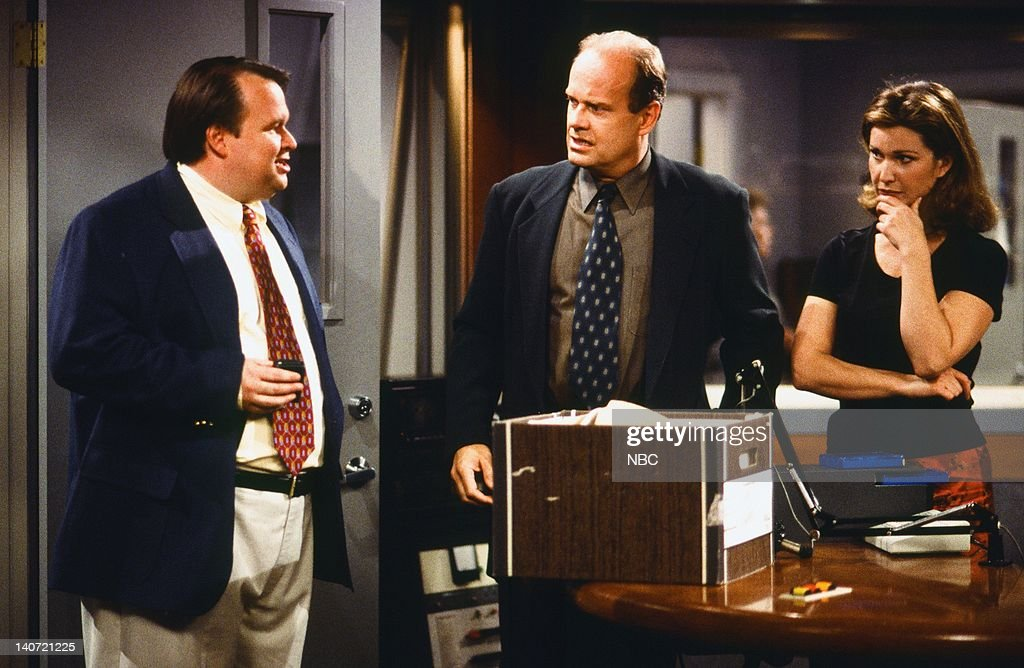 Frasier : News Photo