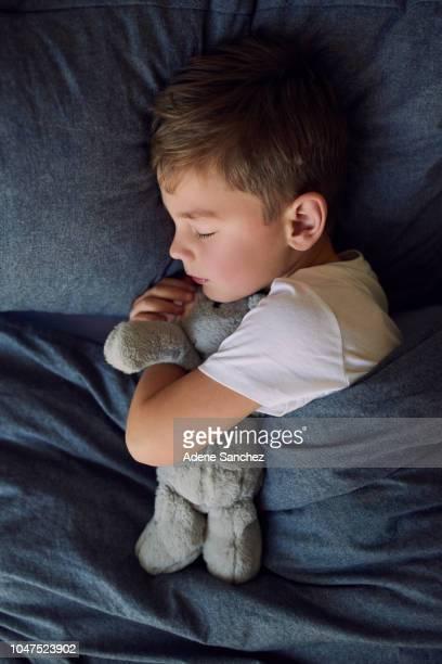 sweet dreams, little one - dormire foto e immagini stock