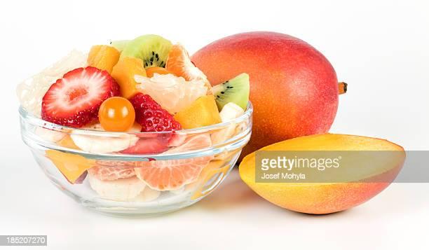 Süße Früchte zu essen