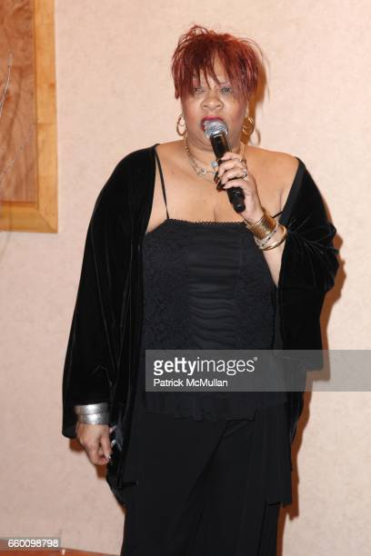 Sweet Georgia Brown attends LITTLE GREAT NIGHT IN HARLEM Hosted by RICHARD PARSONS and BLYTHE DANNER to Benefit the JAZZ FOUNDATION of AMERICA at...