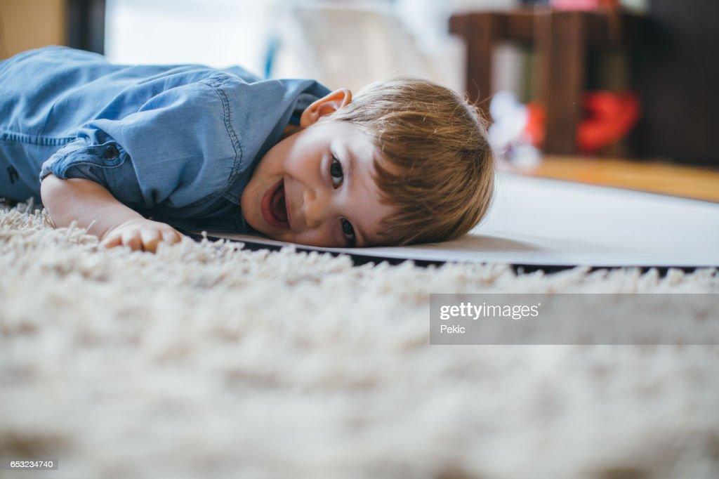 Sweet little boy : Stock-Foto
