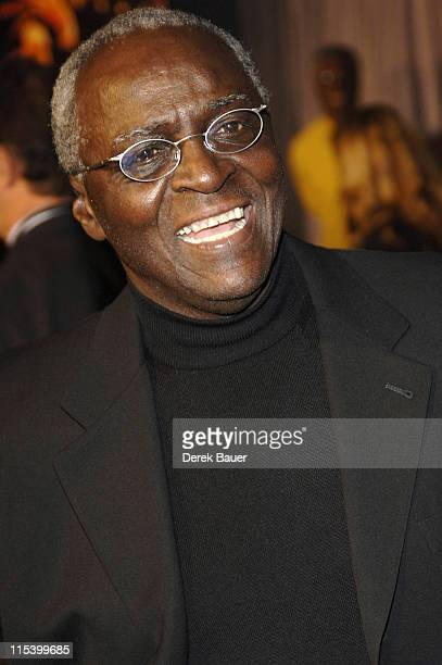 """Sweet Lou Johnson during Walt Disney Pictures and Jerry Bruckheimer Films' Premiere """"Glory Road"""" at Pantages Theatre in Hollywood, California, United..."""