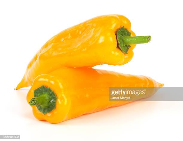 sweet peppers - yellow bell pepper stock pictures, royalty-free photos & images