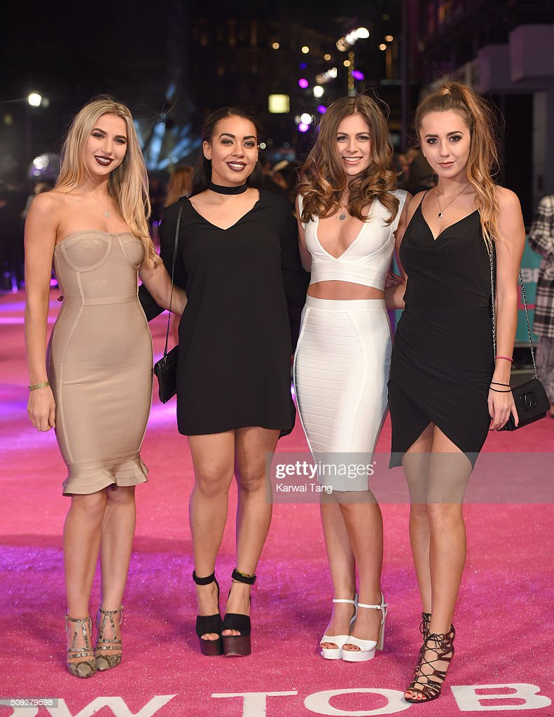 How to be single european premiere red carpet arrivals photos sweet riot attends the european premiere of how to be single at the vue ccuart Choice Image