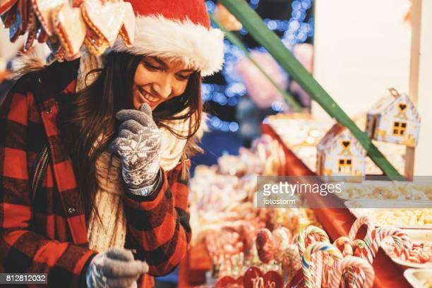 süße, süße weihnachten - one night stand stock-fotos und bilder