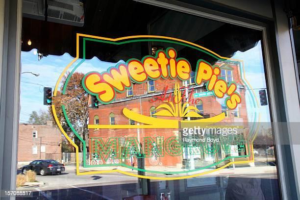 Sweetie Pie's At The Mangrove restaurant in St Louis Missouri on NOVEMBER 04 2012