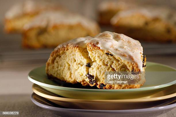 SOS Sweetie Pie's orange breakfast scone
