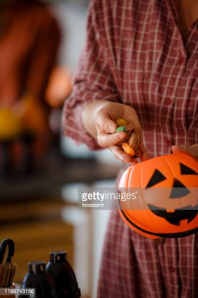 Sweets are the best part of Halloween