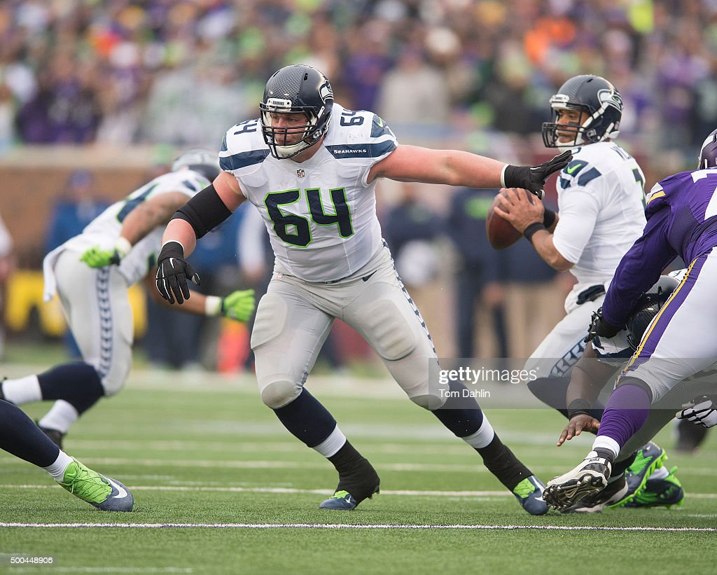 Seattle Seahawks v Minnesota Vikings : News Photo