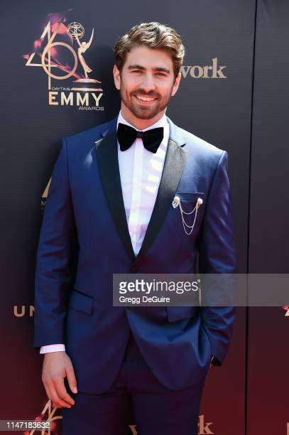 Swen Temmel attends the 46th annual Daytime Emmy Awards at Pasadena Civic Center on May 05 2019 in Pasadena California