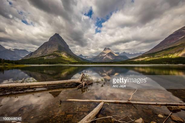 Swiftcurrent Lake Beauty