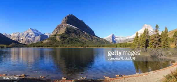 Swiftcurrent Lake, Eastside of Glacier National Park, Montana