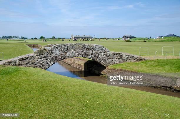 Swilcan Bridge, Old Course, St Andrews